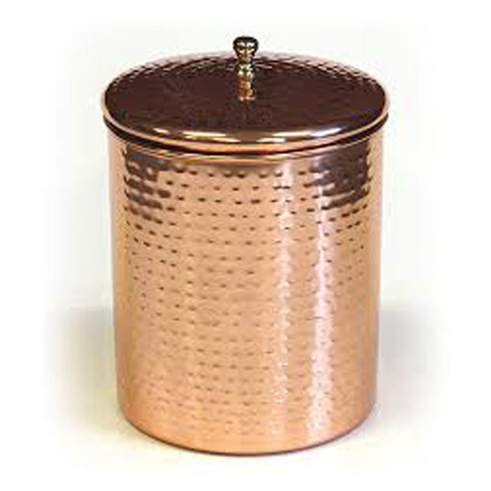 Copper Cansiter