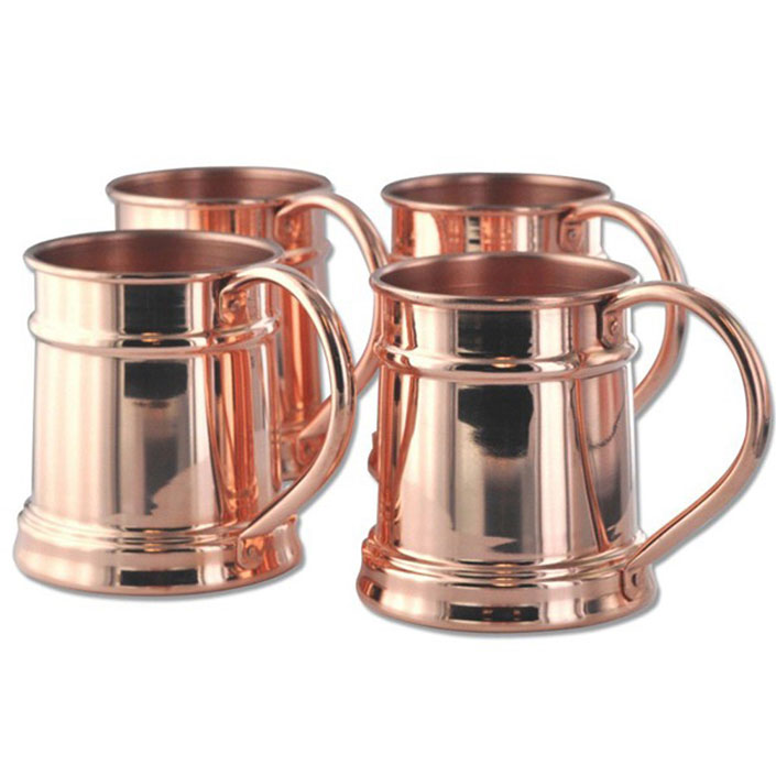 Copper Steins